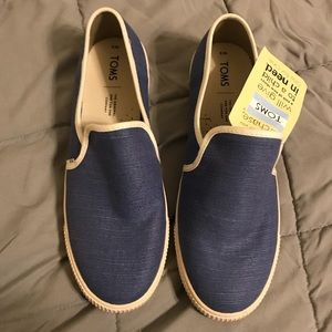 TOMS canvas sneakers